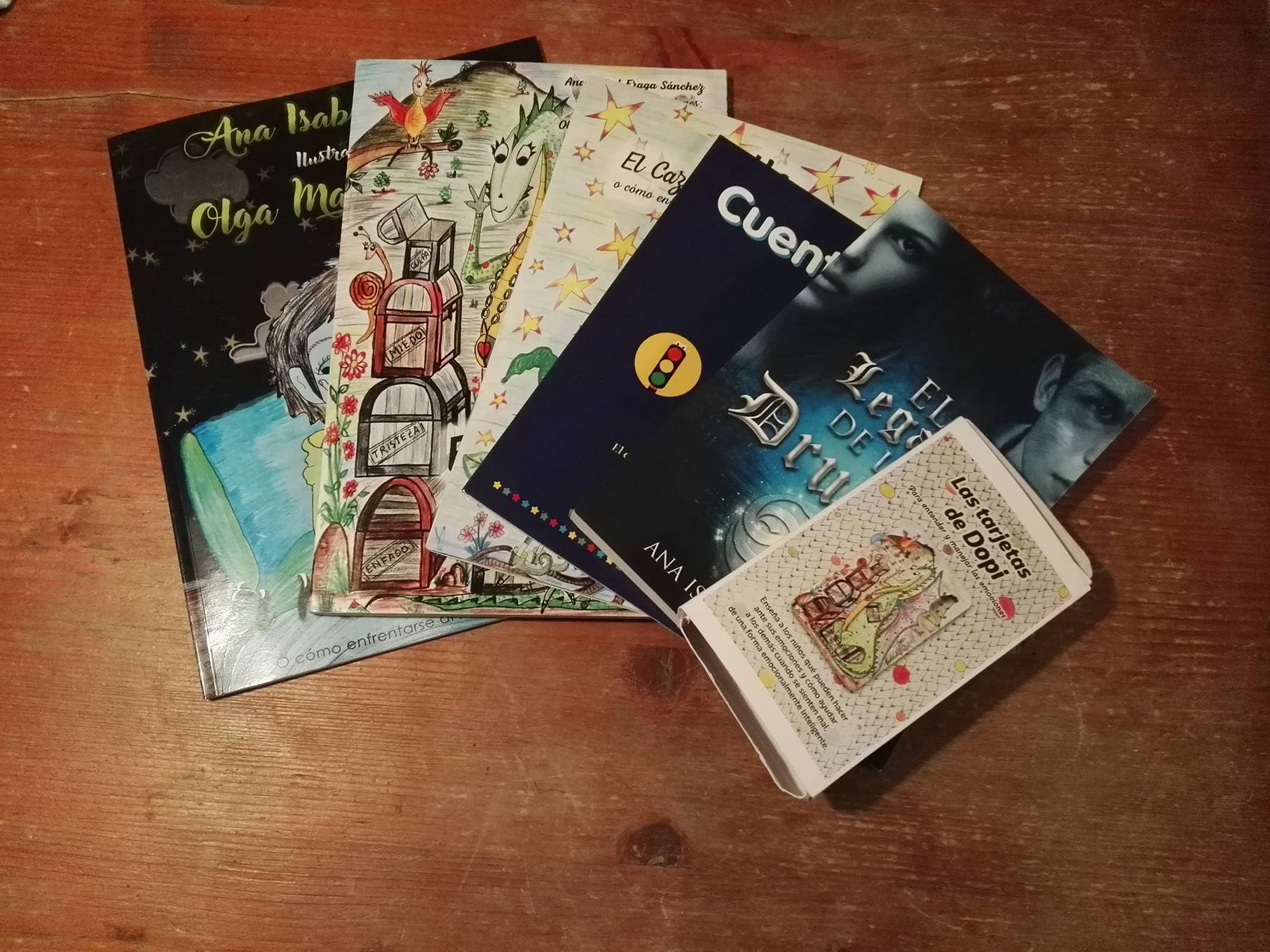 Cómo lograr que tus hijos amen la lectura: mi experiencia propia y con mis hijos.