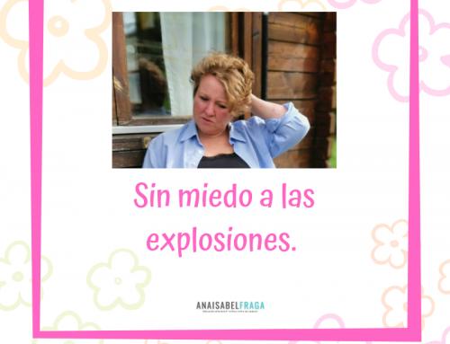 Sin miedo a las explosiones